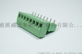 厂家**  接线端子2EDGK-5.08 插拔式端子  端子台