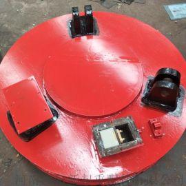 圆形吸废铁电磁吸盘  强力保磁电磁铁