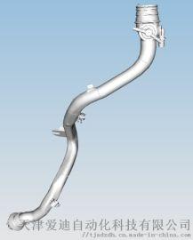 天津爱迪自动化 加油管焊接线