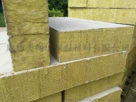 岩棉带组合岩棉板 岩棉复合板规格施工