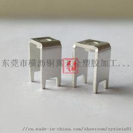 供应PCB-31接线柱拉伸焊接端子铜支架