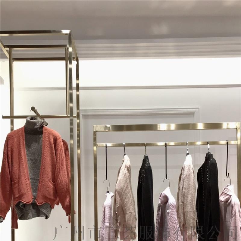 东莞高品质毛衣品牌折扣货源,专柜**女装
