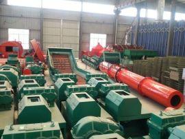 新疆全自动化有机肥设备BB肥设备