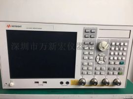 安捷伦E5071C网络分析仪维修 租赁