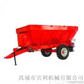 抛撒机DFC-12000型农家肥抛撒机拖拉机撒肥机