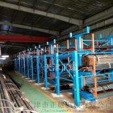 湖北管材貨架伸縮懸臂式貨架存放管材