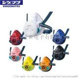 日本重松防尘防毒面具TW01SC自带密封检测器