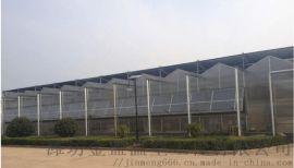 阳光板温室大棚,尖顶阳光板大棚