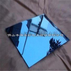 深圳不锈钢镜面板 8K玫瑰金板