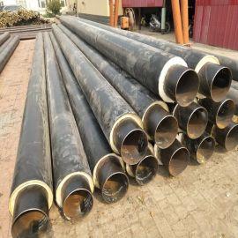 榆林 鑫龙日升 热水钢塑复合管DN700/730直埋钢套钢保温管