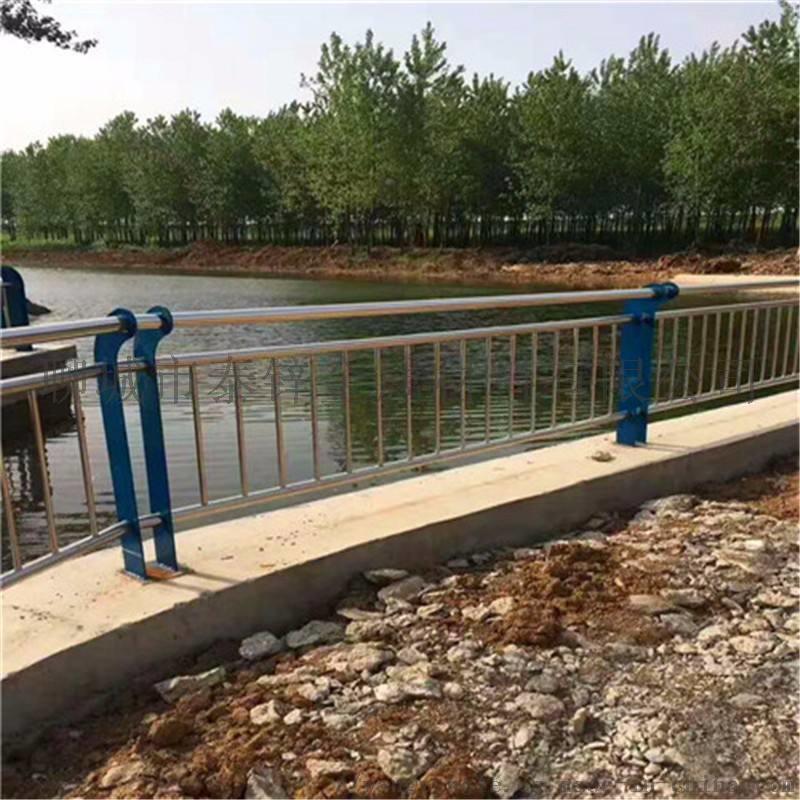 厂家定制桥梁护栏钢板立柱