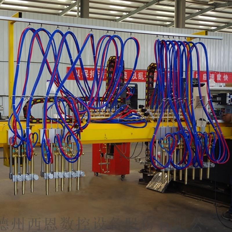 厂家热销龙门式直条火焰切割机 等离子火焰切割机