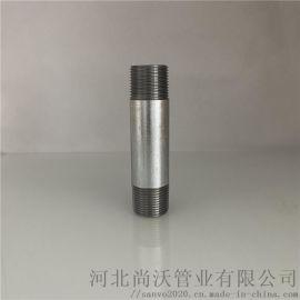 碳钢管外丝接头 焊接钢管外丝接头 镀锌钢管外丝接头