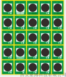 工業變色測溫貼片哪裏有賣15591059401