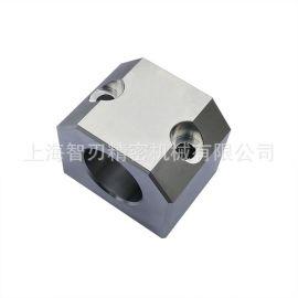 6061 5052 7075铝合金 轴承座 表面阳极 来图定制加工