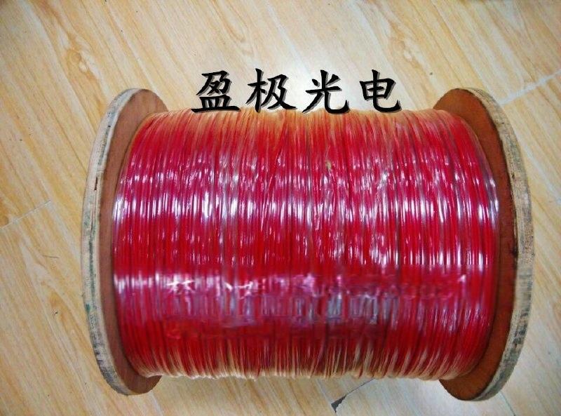 鎧裝測溫光纜 感溫光纜 河北測溫光纜 單芯多模測溫光纜
