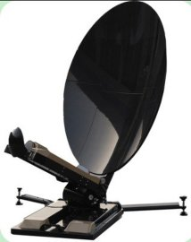 拓星通信设备接收卫星天线