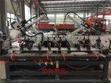 铝模板自动焊接工装机器人