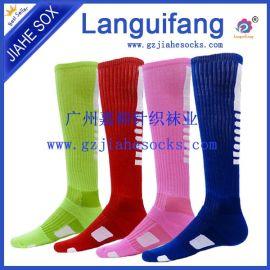 運動足球襪足球訓練襪男女運動襪子吸汗白黑黃綠紅藍色舞蹈襪