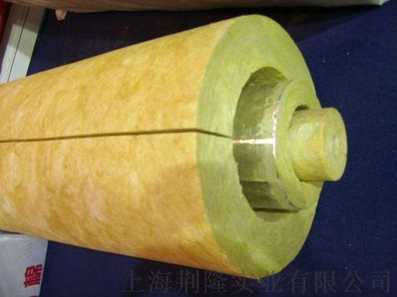 鐵絲網岩棉氈 大型管道保溫岩棉氈