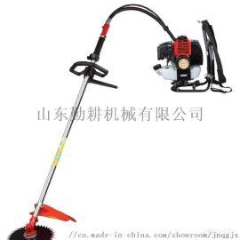 新款背负式割草机 多功能开沟机 背负式扶稻器