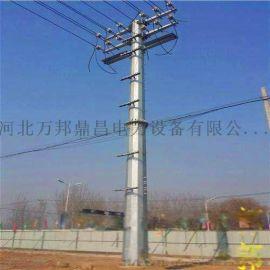 110KV电力钢杆,35KV钢管塔,15米钢杆