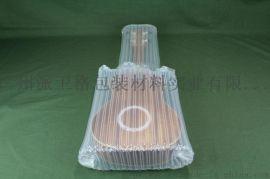 广州厂家直供吉他快递保护气柱袋乐器气柱袋