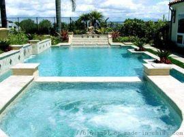 长沙游泳池加热恒温设备_小型游泳池造价