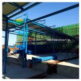 工地鋼筋加工棚設計圖 建築工地鋼筋防護棚現貨廠家