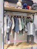 貝尼娜時尚休閒棉麻秋裝品牌折扣童裝貨源