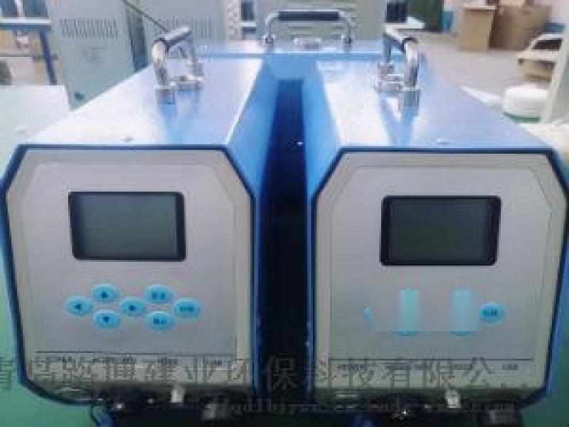 厂家直销LB-2070空气氟化物颗粒采样器