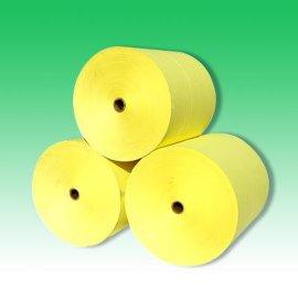 黄色格拉辛双面离型纸