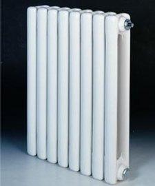 片头钢二柱暖气片GZ206、GZ208、GZ216、GZ218钢柱暖气片散热器