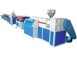 PE预应力塑料波纹管生产线