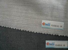 衬纬经编拉毛衬布(40D16, 50D16)