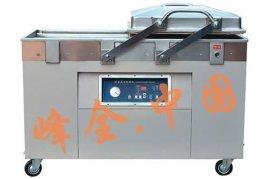 平板式食品真空包装机(DZD400)