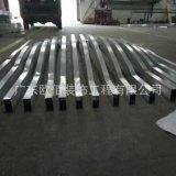 廠家定製2.5弧形鋁方通 焊接波浪造型鋁方通批發直銷