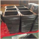 厂家定制户外花盆方形不锈钢户外大花盆批发 园林绿化装饰花盆