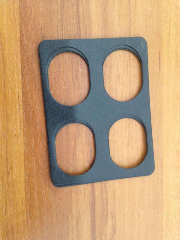 吊牌专用0.5MM透心黑卡纸,1.0MM黑卡