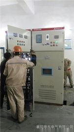 800KW高壓電機軟啓動器採用敷鋁鋅板櫃體