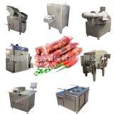 全自动腊肠生产线   广东咸香口味香肠全套生产流水线 厂家直销