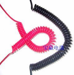3芯行車螺旋電纜(RVUT)