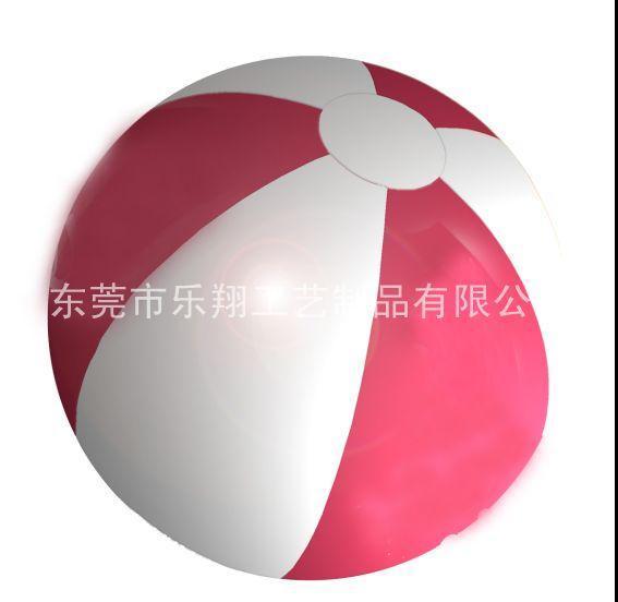 充气沙滩球 玩具球 PVC充气球
