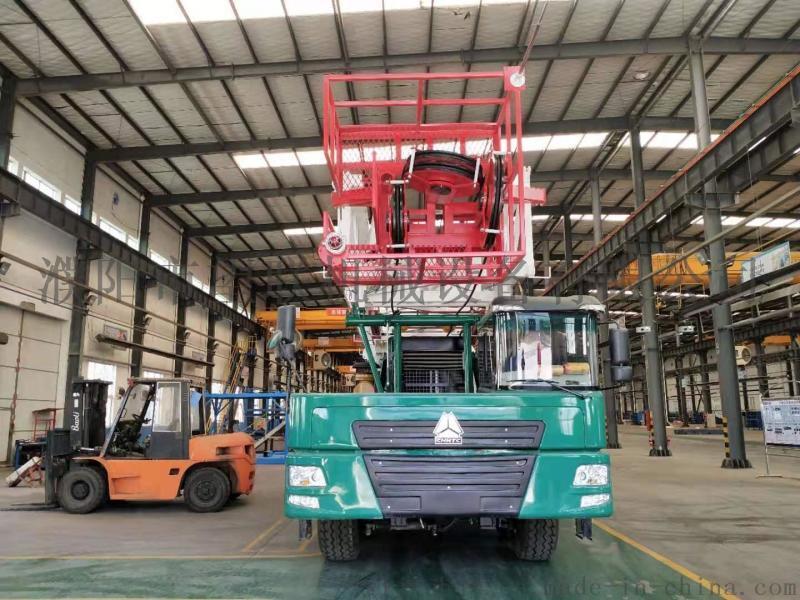 石油钻修机XJ350设备厂家制造商