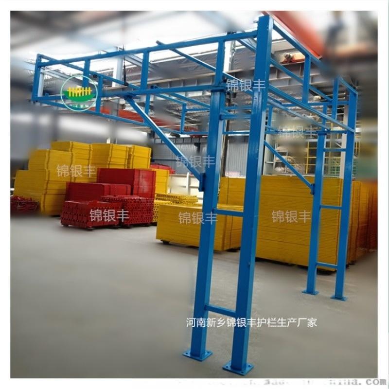 河南移动式钢筋加工棚,施工钢筋加工棚