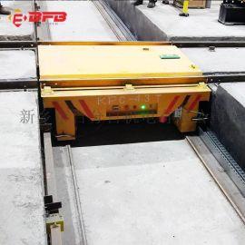 KPX称量废钢料栏车 无轨平车主要应用