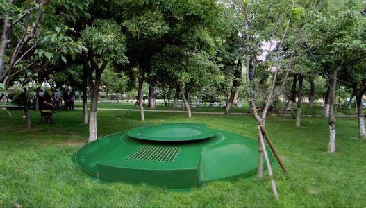 别墅群生活污水处理设备