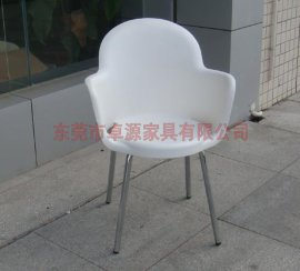 广东时尚PP塑胶椅, 休闲椅,办公椅