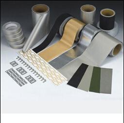 东莞宏科导电纤维布 平纹导电布 导电布定制 模切加工