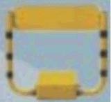 遥控车位锁HS-CWS-104 主营:交通设施/岗亭/标牌/灯箱/车位锁/车轮定位器